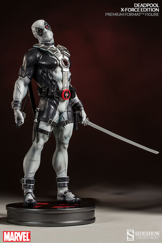 Deadpool - X-Force | Sideshow Collectibles - 49.4KB