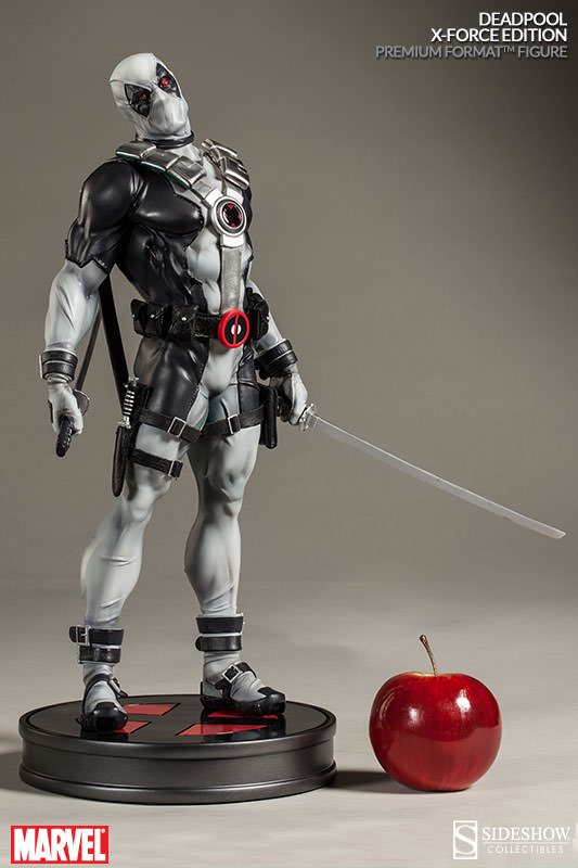 Deadpool - X-Force | Sideshow Collectibles - 52.9KB