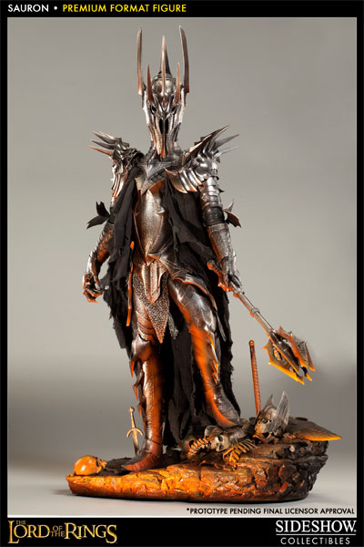 Lord Of The Rings Sauron Toy