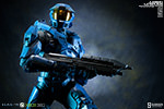 HALO Spartan - Blue Team Leader Premium Format™ Figure