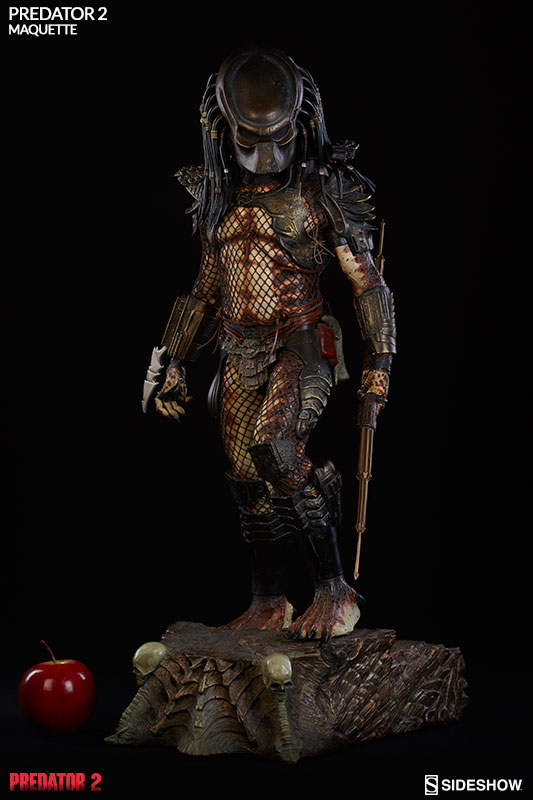 Predator 2 Maquette By Sideshow Collectibles Sideshow
