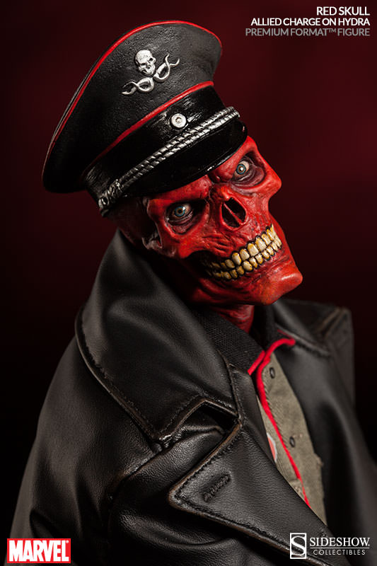 [Sideshow] Red Skull - Allied Charge on Hydra Premium Format - LANÇADO!!! - Página 2 300200-red-skull-003