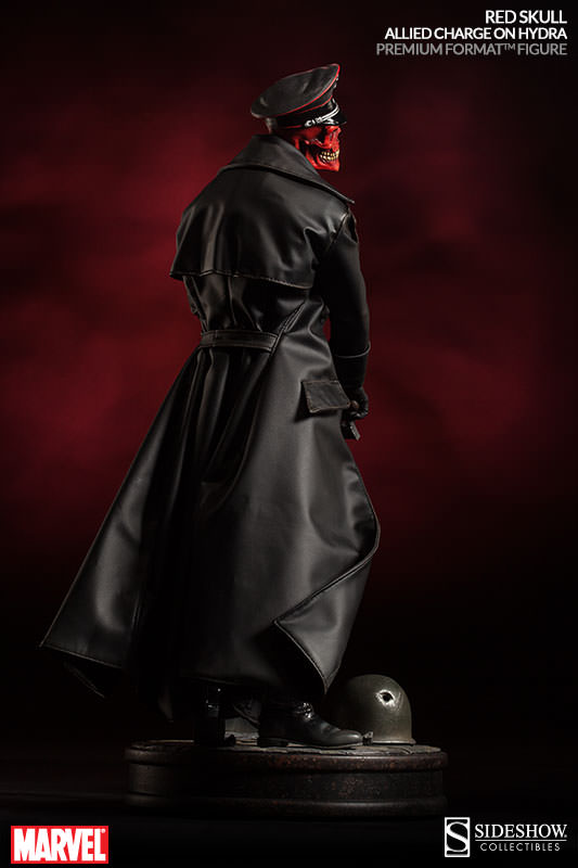 [Sideshow] Red Skull - Allied Charge on Hydra Premium Format - LANÇADO!!! - Página 2 300200-red-skull-005