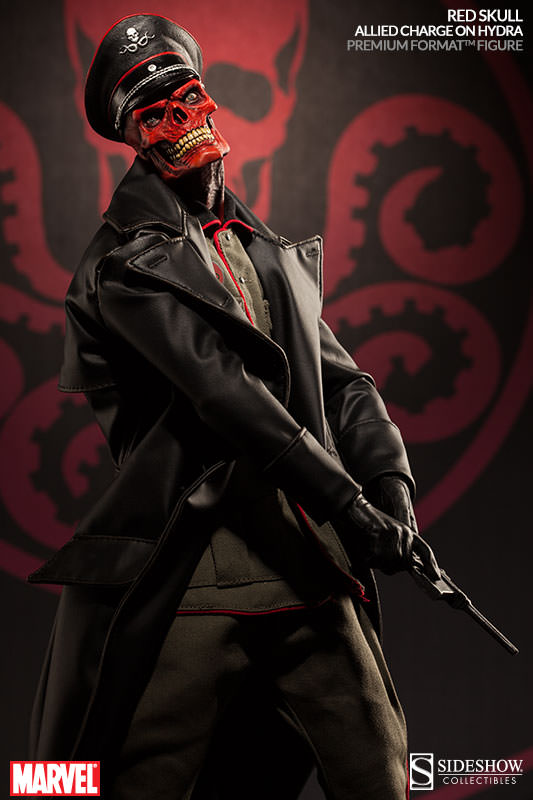 [Sideshow] Red Skull - Allied Charge on Hydra Premium Format - LANÇADO!!! - Página 2 300200-red-skull-010