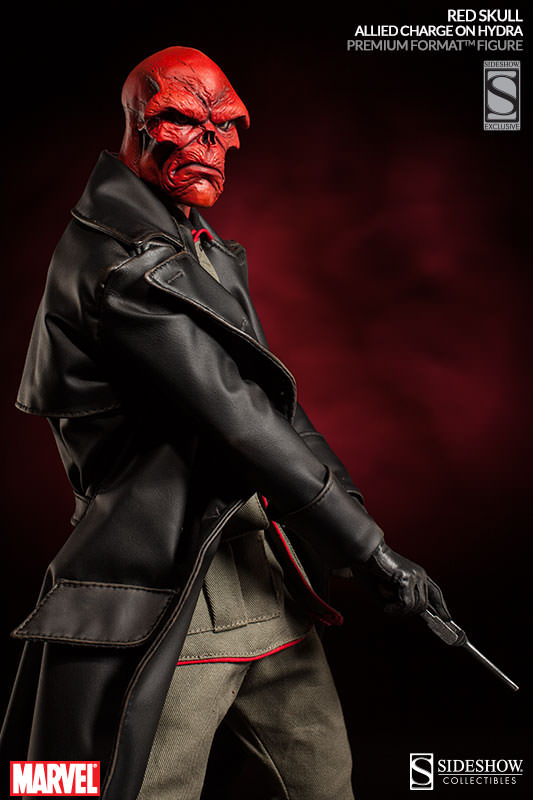 [Sideshow] Red Skull - Allied Charge on Hydra Premium Format - LANÇADO!!! - Página 2 3002001-red-skull-002