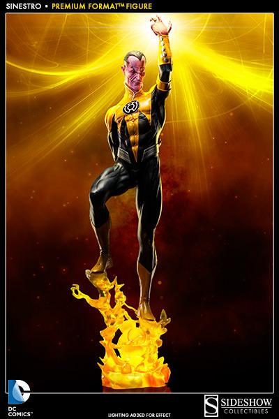 Sinestro Premium Format Figure