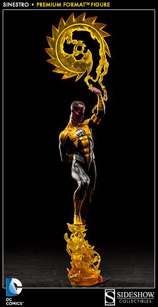 Amazon.com: Blackest Night: Series 2 Action Figure: Sinestro Corps ...