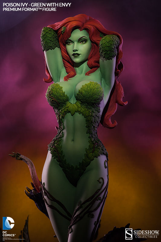 POISON IVY GREEN WITH ENVY  PREMIUM FORMAT 3002202-poison-ivy-002