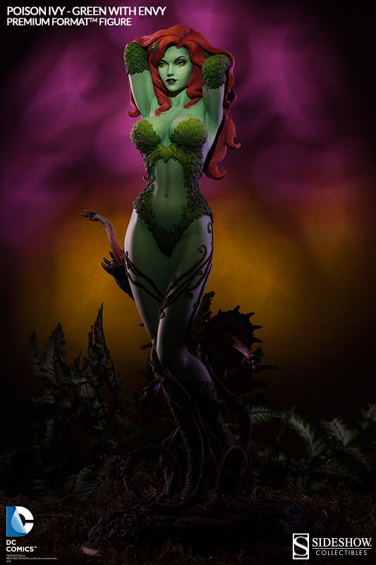POISON IVY GREEN WITH ENVY  PREMIUM FORMAT 3002202-poison-ivy-005