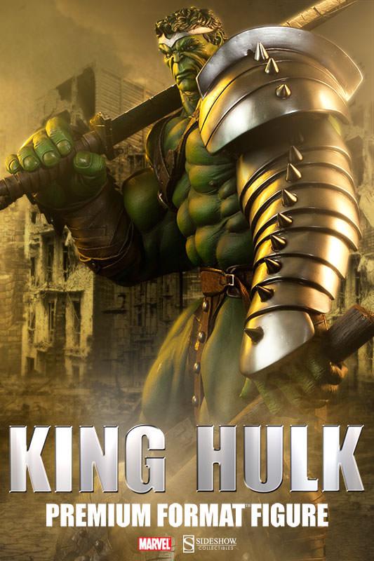 [Sideshow] King Hulk Premium Format - LANÇADO!!! 3002212-king-hulk-001