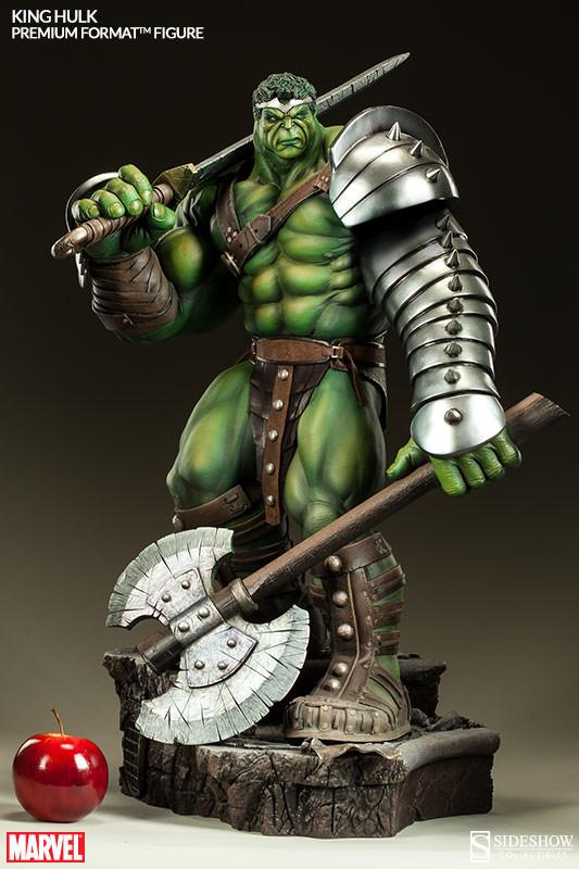 [GUIA] Marvel Premium Format, Maquette e Comiquette Escala 1:4 - Sideshow 3002212-king-hulk-005