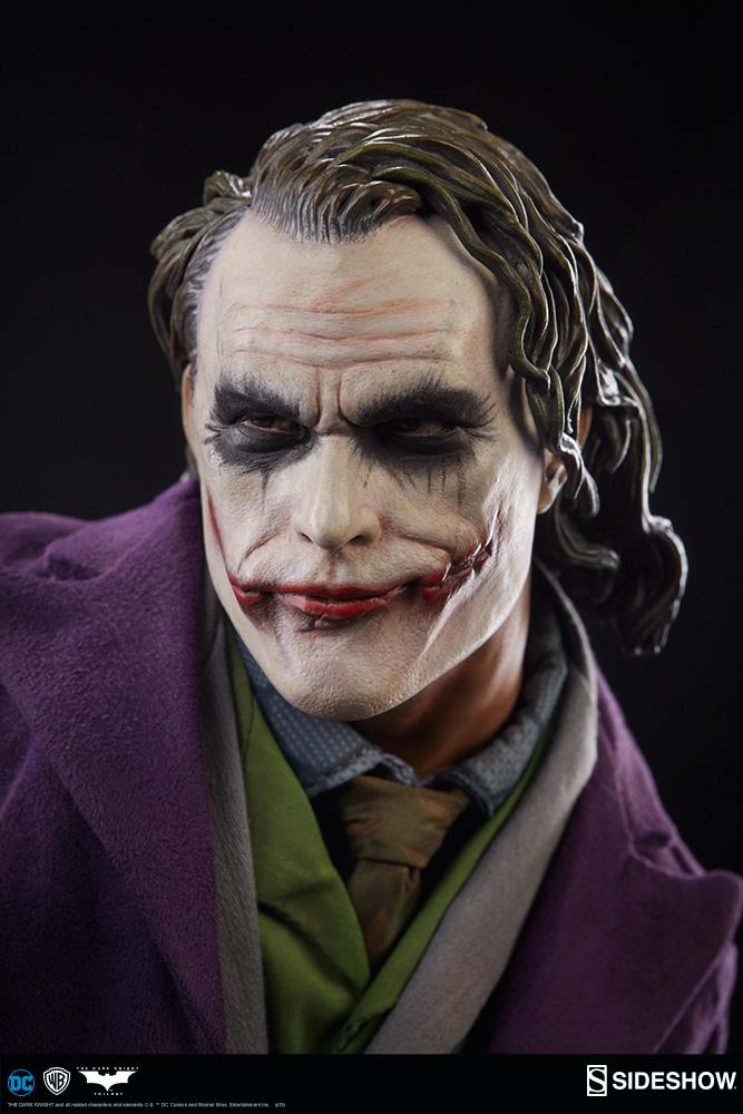 DC Comics The Joker The Dark Knight Premium FormatTM Figur