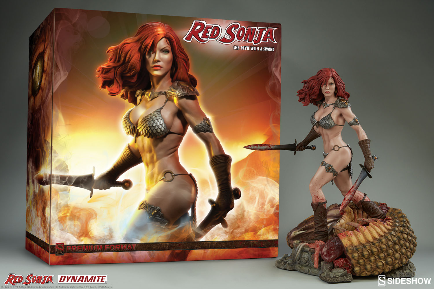 sonia red