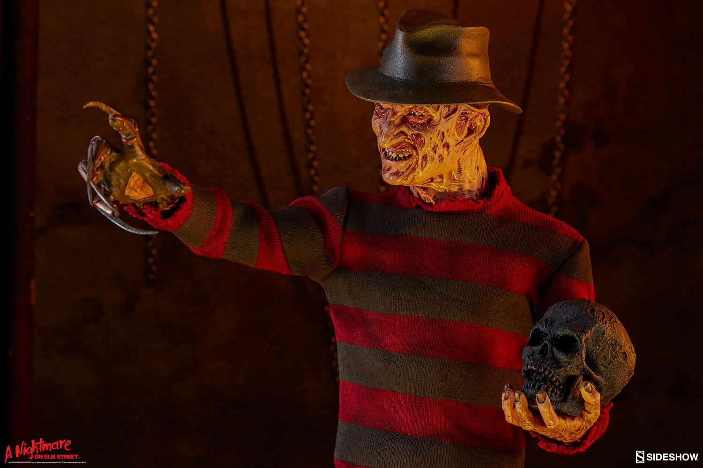 Freddy Krueger A Nightmare On Elm Street