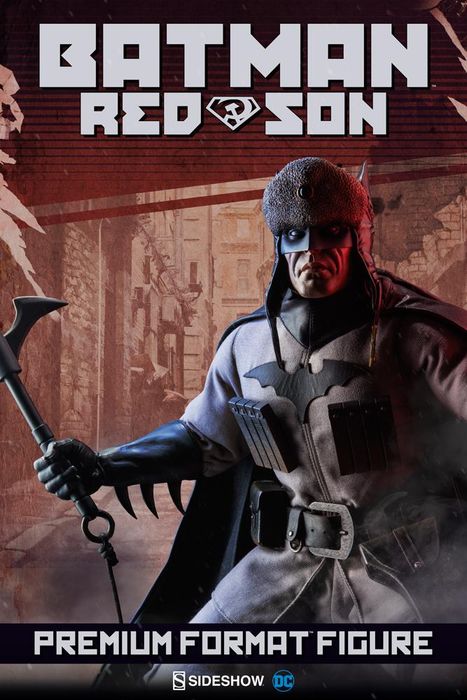 Batman Red Son DC Comics Batman Red S...
