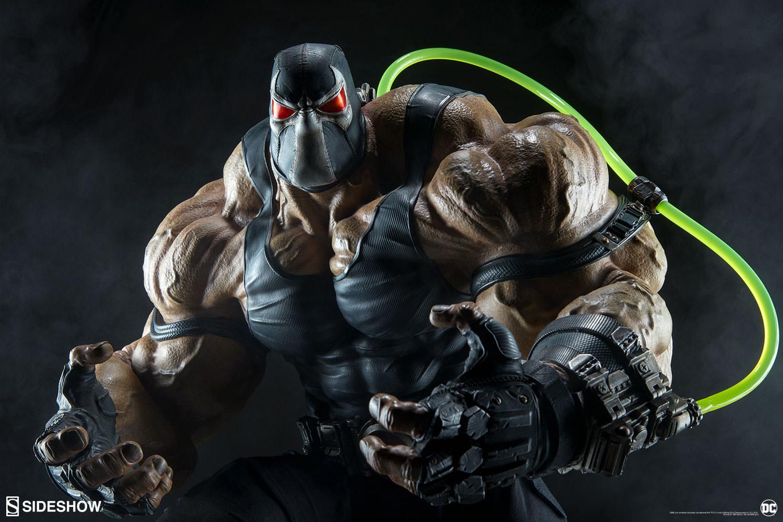 DC Comics Bane Premium Format(TM) Figure by Sideshow ...