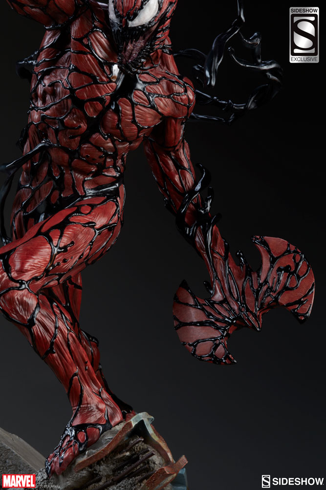 Marvel Carnage Premium Format(TM) Figure by Sideshow ...