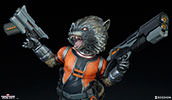 Rocket Raccoon Premium Format™ Figure