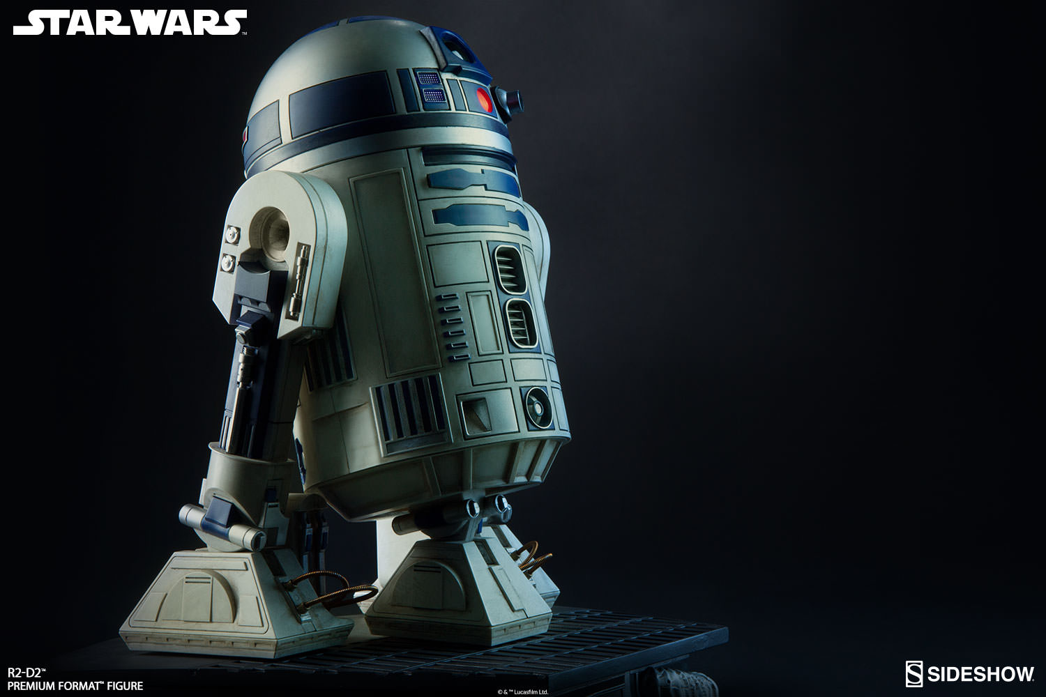 star wars r2 d2 premium format tm figure by sideshow collec sideshow collectibles. Black Bedroom Furniture Sets. Home Design Ideas