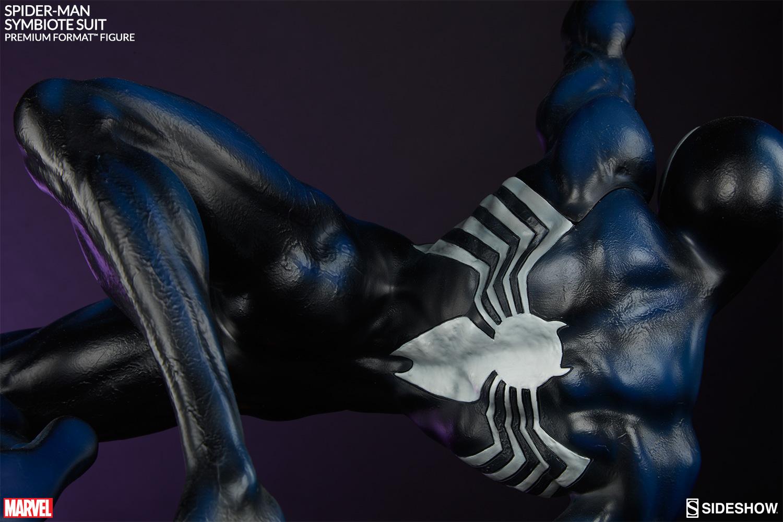 Black Cat Spiderman Sideshow