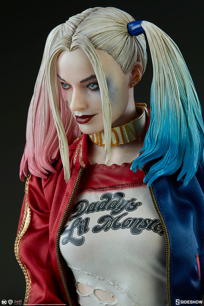 dc comics harley quinn premium format tm figure by sideshow