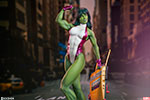 She-Hulk Statue