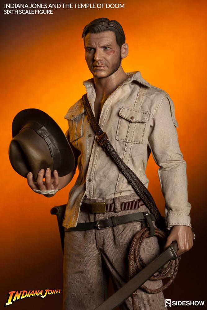 Indiana Jones Indiana Jones Temple Of Doom Sixth Scale