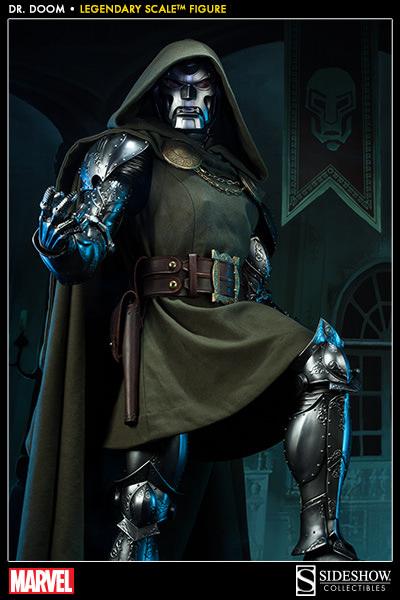 [SideShow] Dr.Doom Legendary Scale Figure - LANÇADO!!! - Página 4 400086-doctor-doom-001