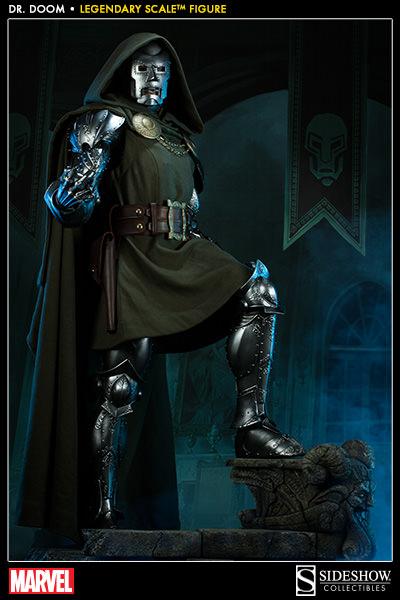 [SideShow] Dr.Doom Legendary Scale Figure - LANÇADO!!! - Página 4 400086-doctor-doom-004