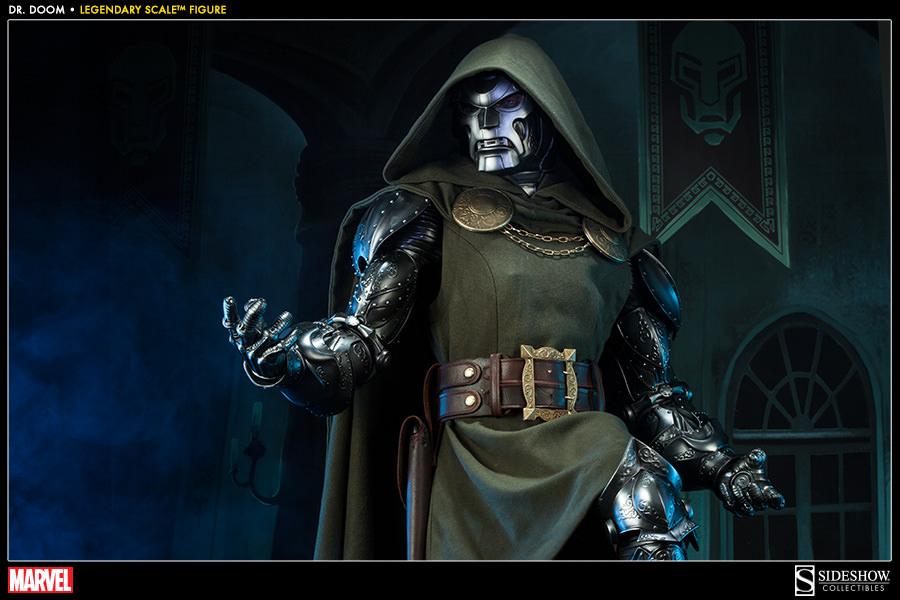 [SideShow] Dr.Doom Legendary Scale Figure - LANÇADO!!! - Página 4 400086-doctor-doom-005