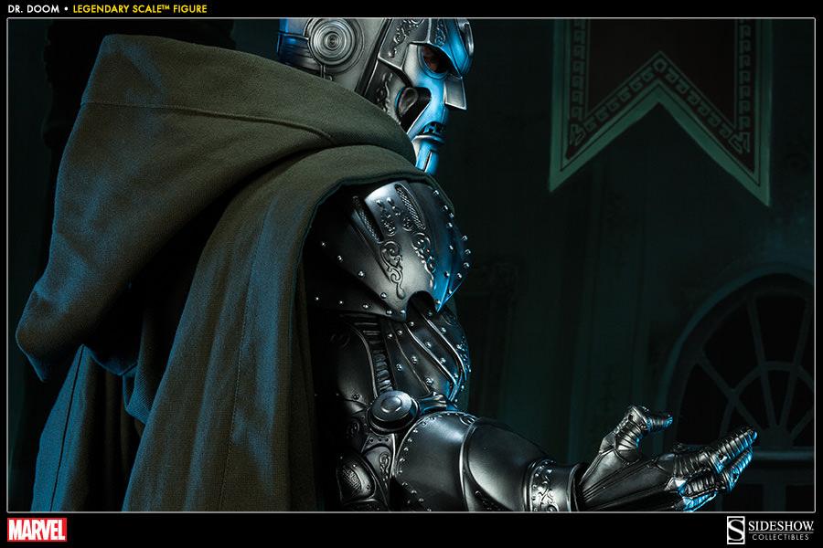 [SideShow] Dr.Doom Legendary Scale Figure - LANÇADO!!! - Página 4 400086-doctor-doom-007