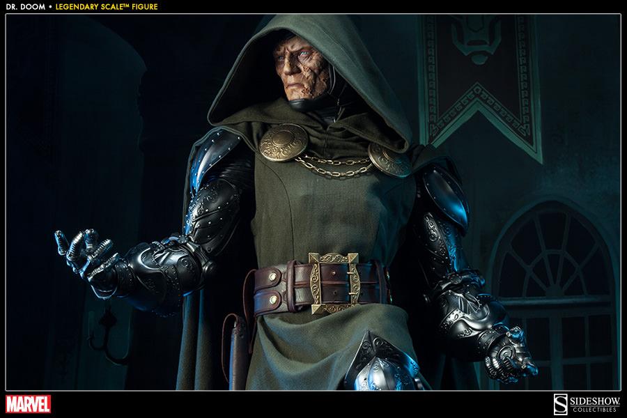 [SideShow] Dr.Doom Legendary Scale Figure - LANÇADO!!! - Página 4 400086-doctor-doom-008