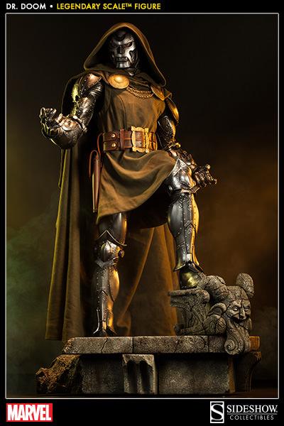 [SideShow] Dr.Doom Legendary Scale Figure - LANÇADO!!! - Página 4 400086-doctor-doom-012