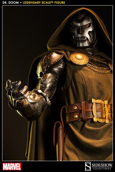 [SideShow] Dr.Doom Legendary Scale Figure - LANÇADO!!! - Página 4 400086-doctor-doom-014