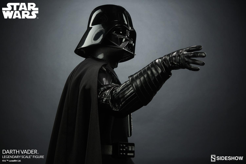 Star Wars Darth Vader Legendary ScaleTM Figure By Sideshow
