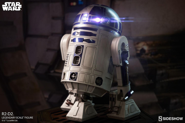 R2d2 Star Wars R2-D2...