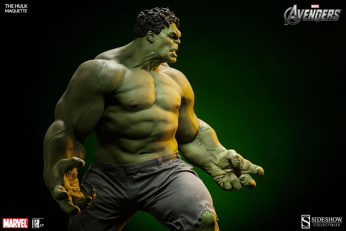 [Iron Studios] Diorama The Avengers: Captain America Statue 1/6 scale - Página 3 400189-hulk-003