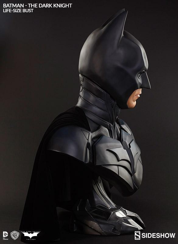 BATMAN THE DARK KNIGHT Christian Bale LIFE-SIZE BUST 400203-batman-the-dark-knight-04