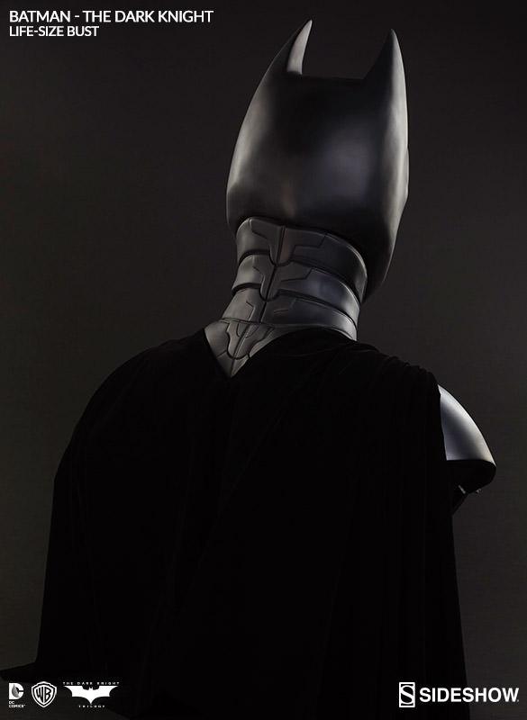 BATMAN THE DARK KNIGHT Christian Bale LIFE-SIZE BUST 400203-batman-the-dark-knight-05
