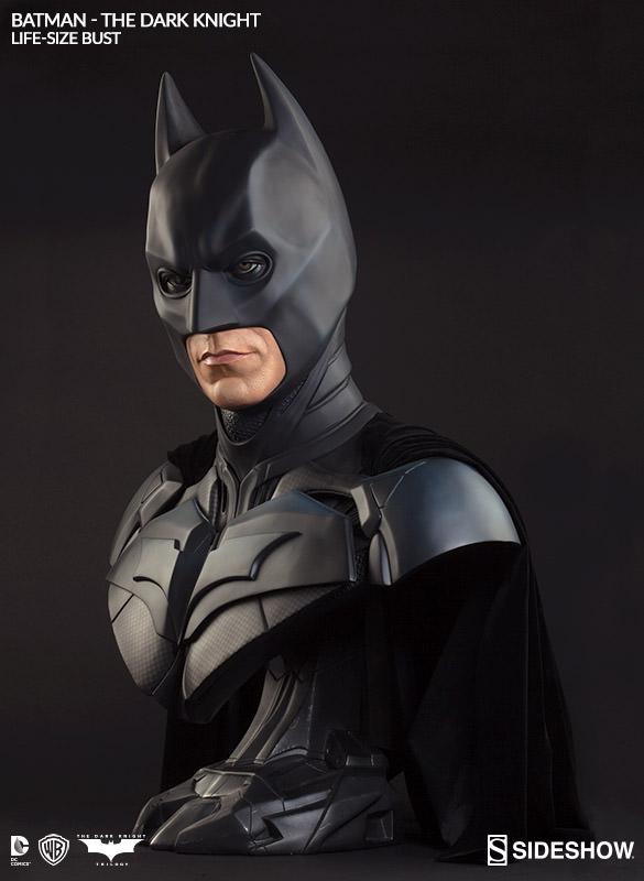 BATMAN THE DARK KNIGHT Christian Bale LIFE-SIZE BUST 400203-batman-the-dark-knight-06