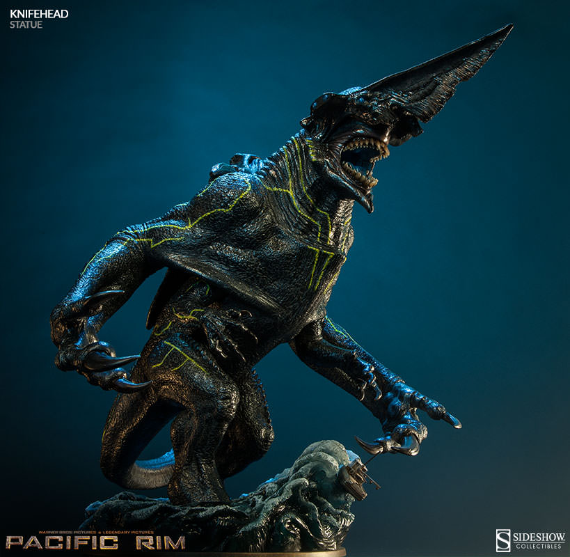pacific rim knifehead costume - photo #10