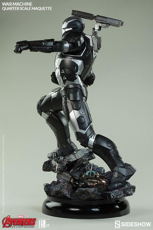 sideshow war machine