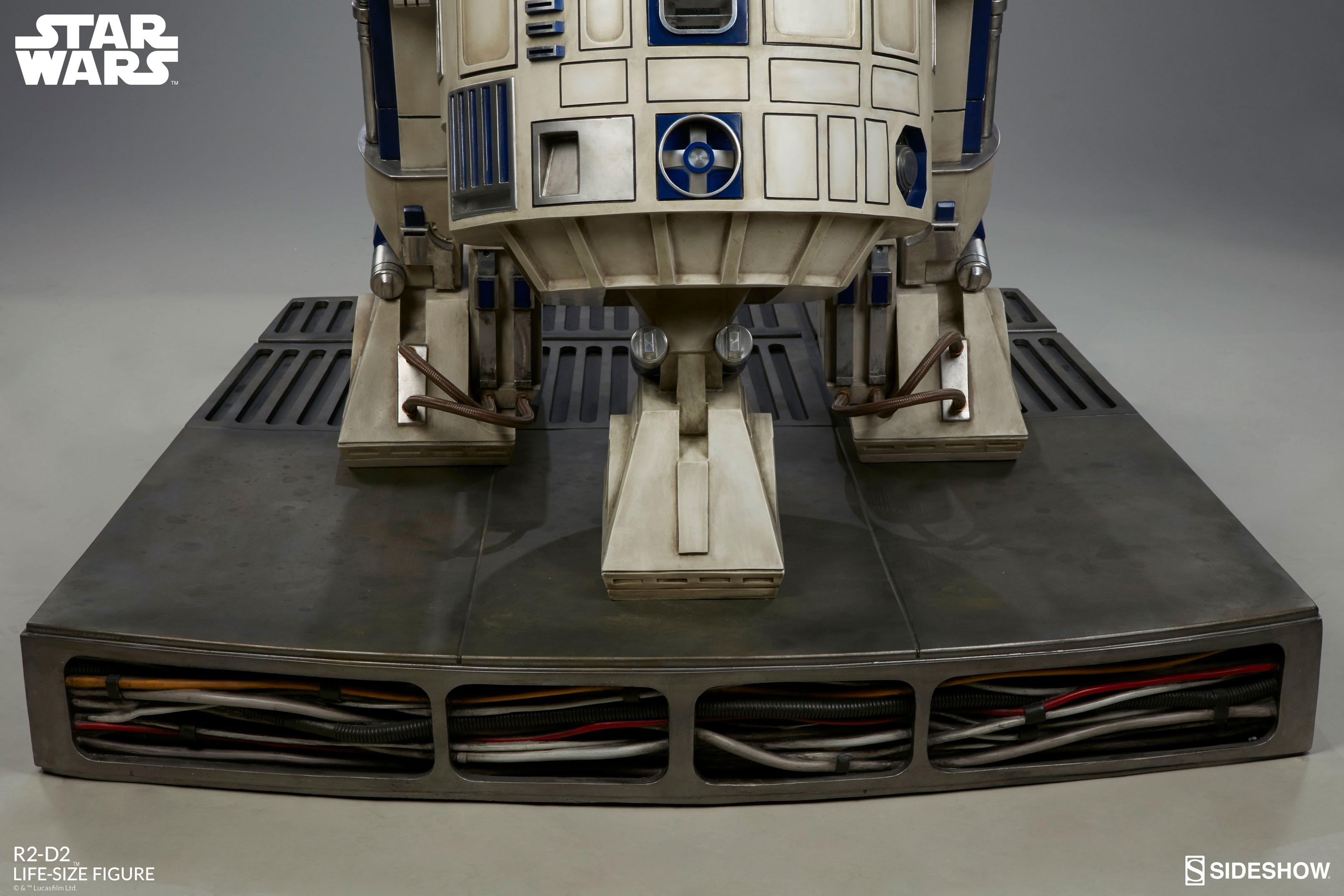 how to build a life size r2d2