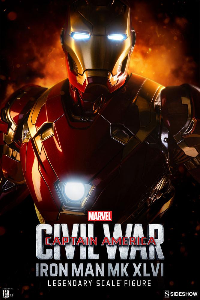 iron man all mark - photo #16