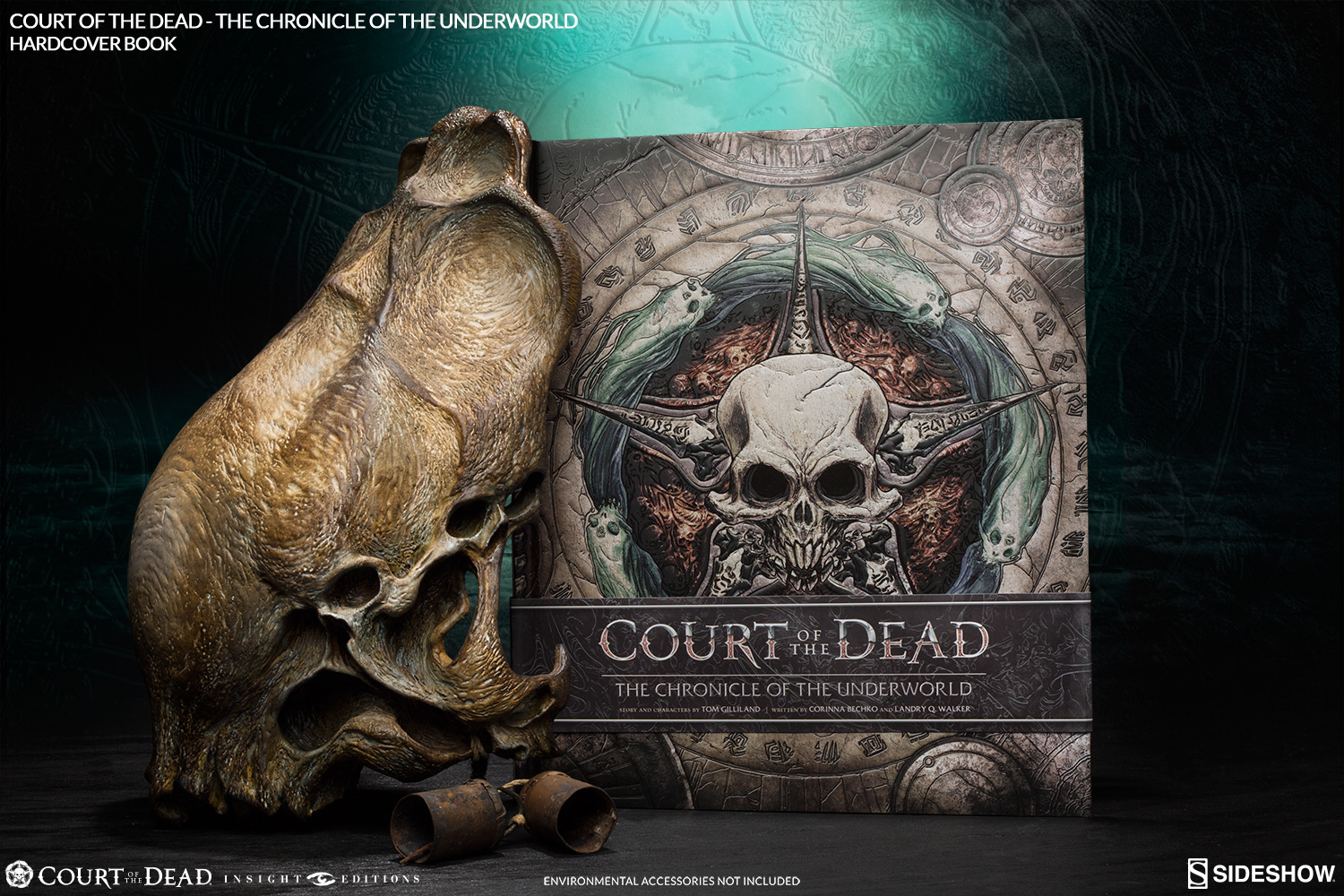 court of the dead book