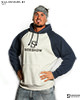 Sideshow Pullover Hoodie - Navy Apparel