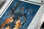 Terminator 2 Future Wars Art Print