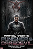 Marvel Knights Punisher Daredevil Art Print