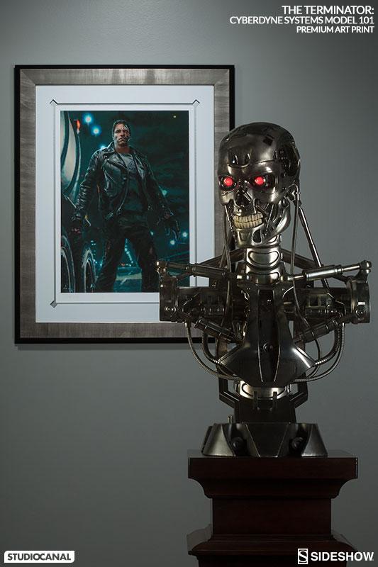 Terminator The Terminator Cyberdyne Systems Model 101