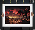 Batman Gotham Nightmare Art Print